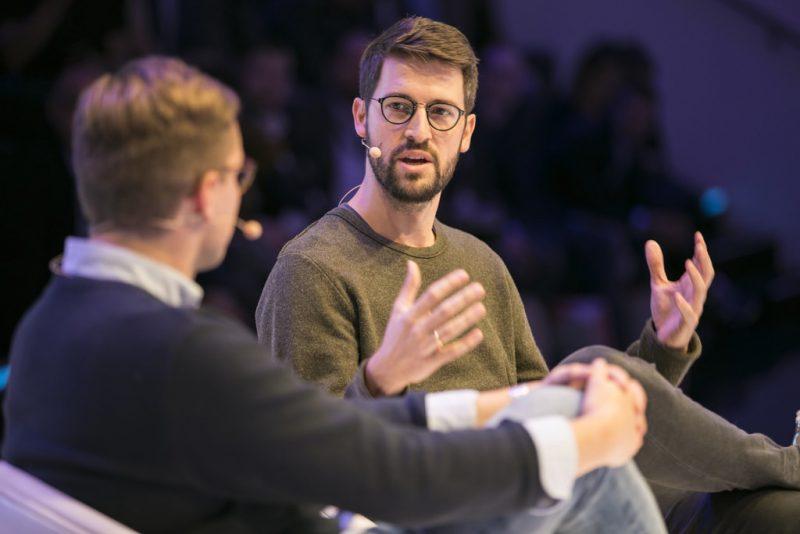 Tobias Tschötsch, Gründer und Geschäftsführer Contorion (Quelle: DMEXCO, Koelnmesse)