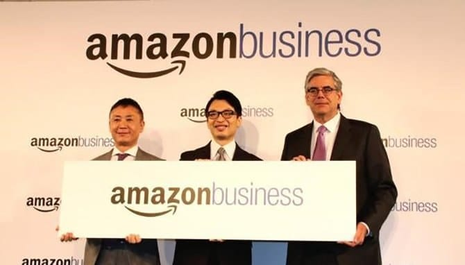 Amazon Business startet in Japan (Quelle: Amazon)