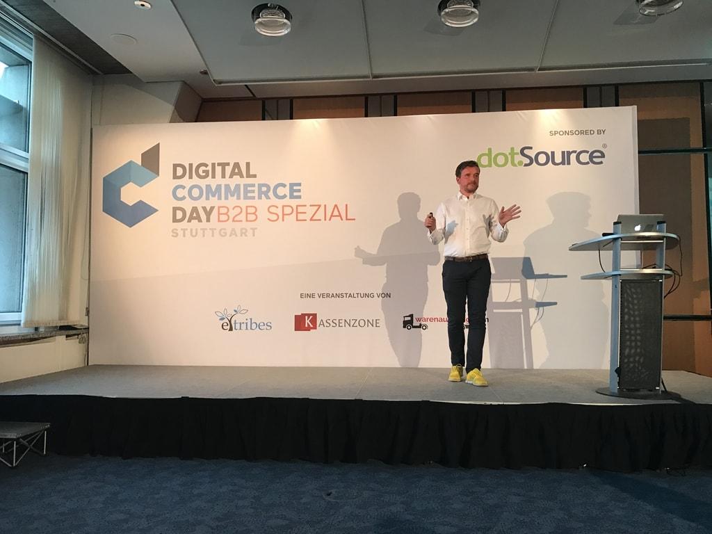 Learnings aus dem B2B Digitalmarketing und eine Gratiszugabe in SEO: Philipp Klöckner ist vielseitig unterwegs.