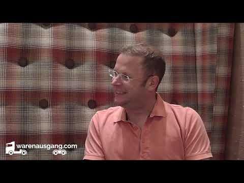 Dominik Hecker von XT Verpackungen im großen warenausgang.com B2B Marketplaces Interview