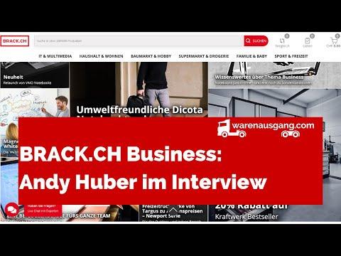 BRACK: 600 Millionen CHF und der Schweizer B2B-Online-Handel