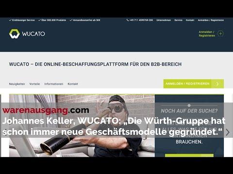 WUCATO Geschäftsführer Johannes Keller im warenausgang.com Interview
