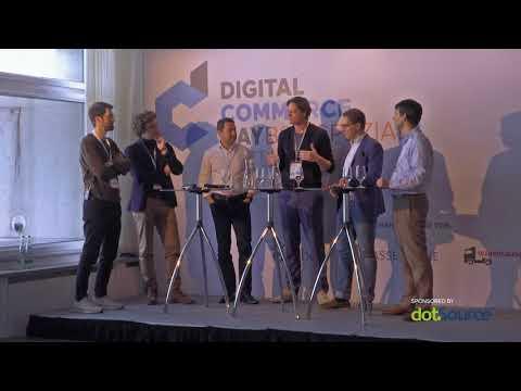 DCD B2B #6 MRO Panel: Wie gewinnt man im digitalen MRO?