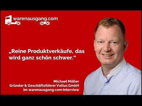 Michael Möller von Voltus im warenausgang.com Interview