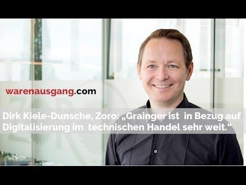 Zoro-Geschäftsführer Dirk Kiele-Dunsche im warenausgang.com Interview
