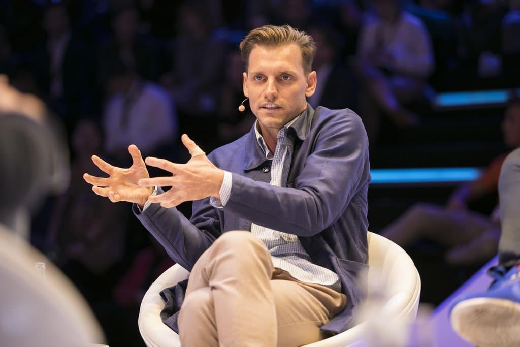 Johann Jenson, Global Head of Digital Customer Journey (Quelle: DMEXCO, Koelnmesse)