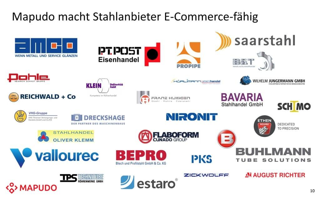 Nicht mit der Brechstange, sondern partnerschaftlich und mit viel Geduld: Mapudo will dem Stahlmittelstand den Weg ins E-Commerce ebnen.
