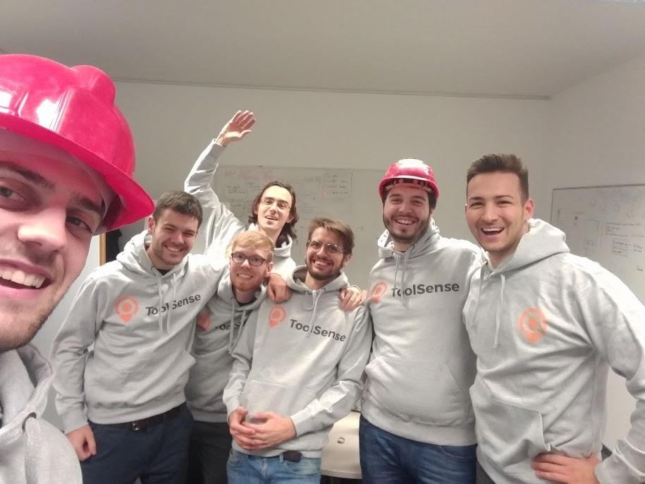 Das ToolSense Team